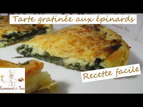 tarte-gratinée-aux-épinards-par-commentfait-ton---recette-facile