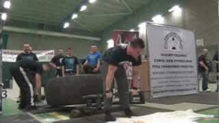 Gewichtheber kotzt beim Kreuzheben :D ORIGINAL