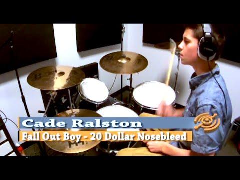 Cade Ralston  Fall Out Boy  20 Dollar Nosebleed