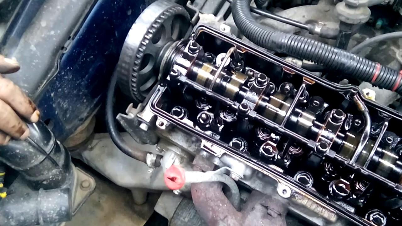 фиат двигатель 1.4 12клапанов установка грм