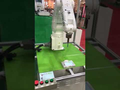 Hiwin 6 Axis Robot with AI