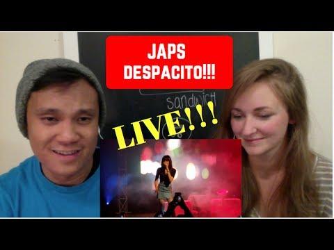 Julie Anne San Jose   Despacito (cover) LIVE REACTION