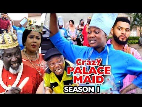 Download CRAZY PALACE MAID SEASON 1 - Mercy Johnson 2020 Latest Nigerian Nollywood Movie Full HD
