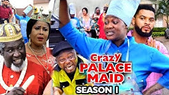 CRAZY PALACE MAID SEASON 1 - Mercy Johnson 2020 Latest Nigerian Nollywood Movie Full HD