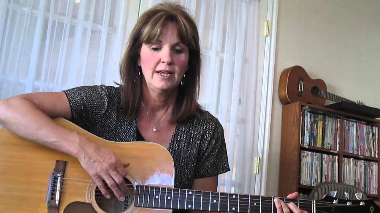 Blown Away Carrie Underwood Guitar Tutorial Youtube