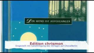 """Chrismon edition: Orgelimprovisation """"Die Nacht ist kommen"""""""