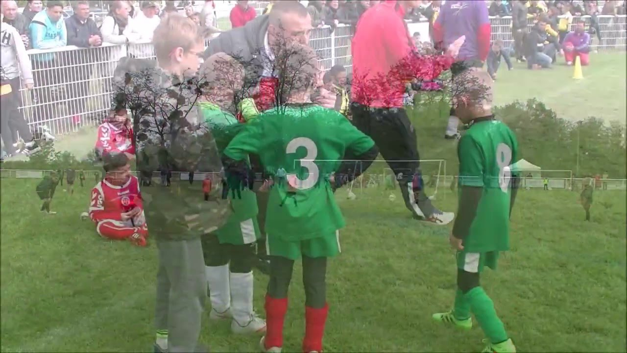 Reportage Tournoi Football 2016 U8 A U13 S M C Marnaval Youtube