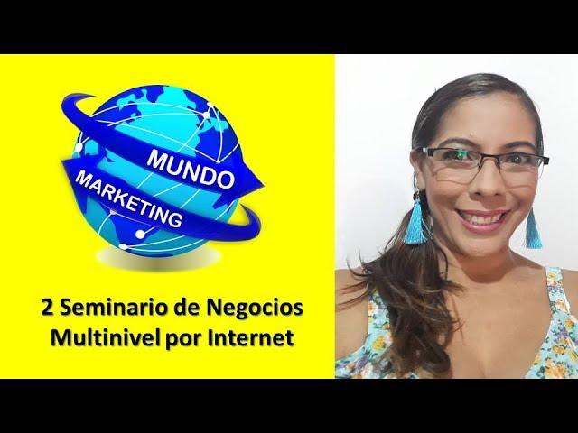 SEMINARIO DE NEGOCIOS MULTINIVEL POR INTERNET - INVITACION ESPECIAL