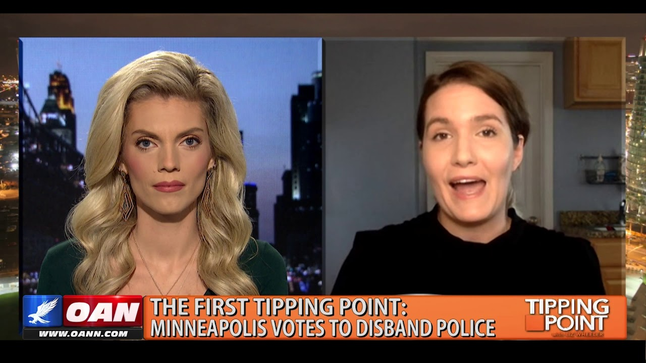 Minneapolis Votes to Disband Police