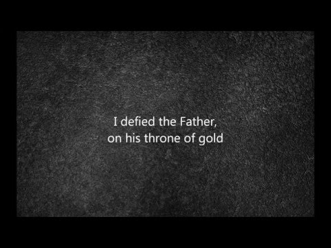 Virgin Steele - Prometheus The Fallen One (lyrics)