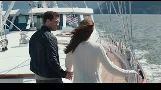 Fifty Shade Darker - Boat Scene