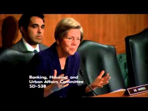 Senator Elizabeth Warren - Nomination Hearing Department of Commerce