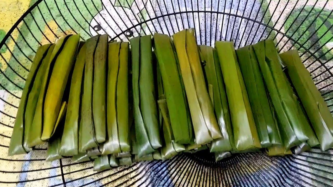 Món Bánh Tẻ ( Bánh Răng Bừa-Bánh Lá ) Của Mẹ Giản Dị Tuyệt Ngon   Góc Bếp Nhỏ