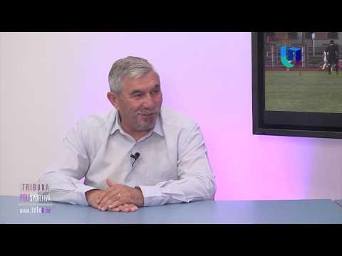 """TeleU: Președintele clubului de fotbal Politehnica, Viorel-Aurel Șerban, la """"Tribuna polisportivă"""""""