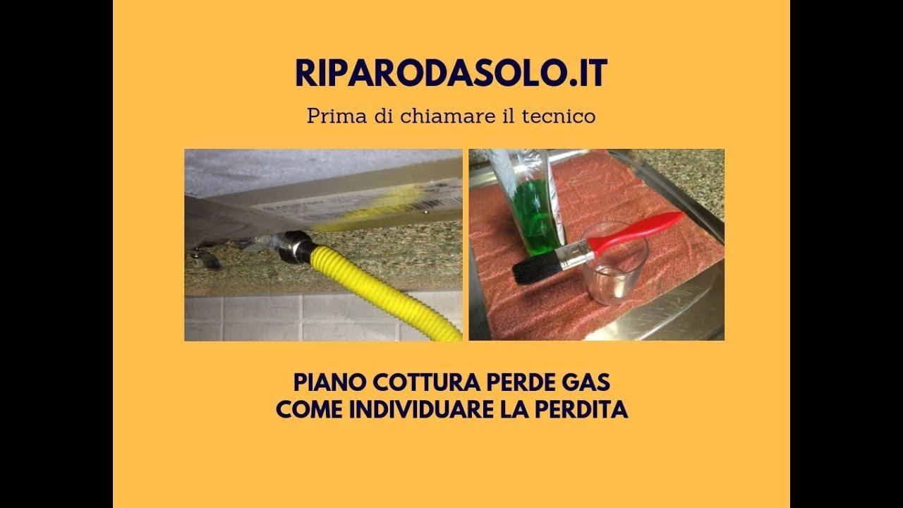 Puzza Di Gas Dai Fornelli Riparodasolo