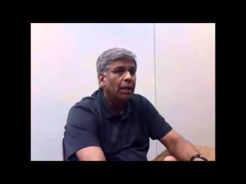 Interview with Vijay Nair, President of International Statistical Institute