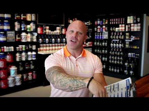 Meal Plan with Nutrishop Omaha