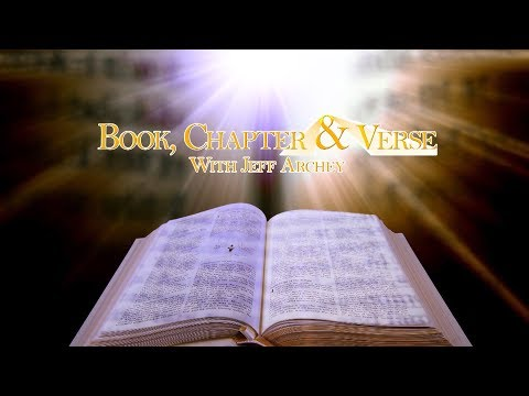 Book, Chapter, and Verse - Episode 80 - The Anti-Christ and the Anointed of Christ
