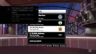 NBA 2k19 Online Quick Game