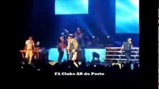 """Anselmo Ralph ft Zona 5 AO VIVO (Coliseu do Porto)- """"Sou sortudo"""""""