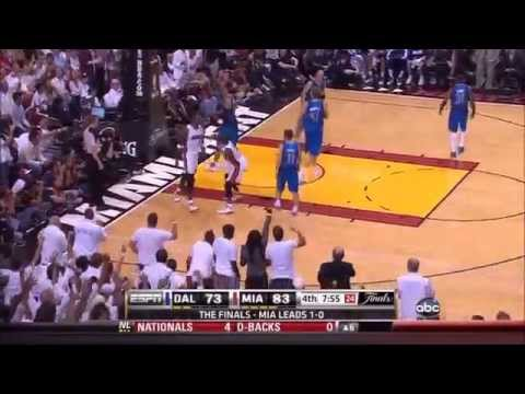 2011 NBA Finals Miami Heat V Dallas Mavericks Game 2