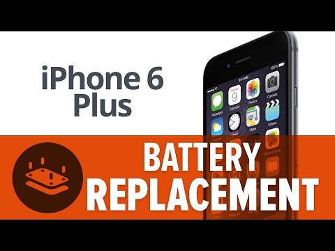 iPhone 6 Battery Replacement - How To!