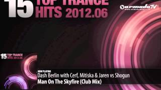 Out now: 15 Top Trance Hits 2012-06