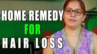 Home Remedy for Hair Loss by Satvinder Thumbnail