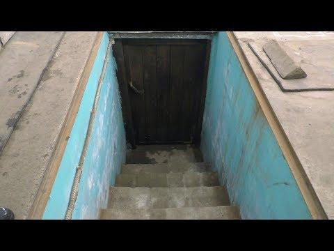 видео: Интересное устройство подвала в гараже