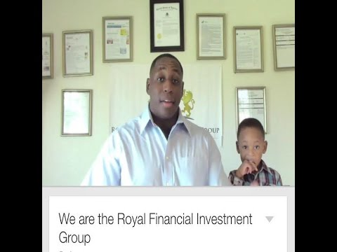 We are the Royal Financial Investment Group