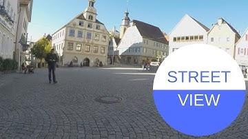 STREET VIEW in Vaihingen an der Enz in GERMANY