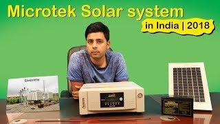 Microtek Solar inverter msun 935 / 1135 /1735 /2035 unboxing - 2019 # loomsolar