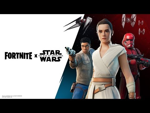 Fortnite X Star Wars - Gameplay Trailer