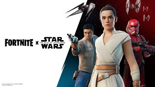 Download Fortnite X Star Wars - Gameplay Trailer Mp3 and Videos