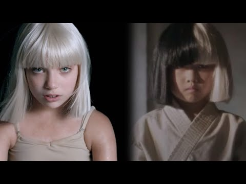 Sia - Unstoppable (Official Video)/ Maddie Ziegler v/s Mahiro Takanaro