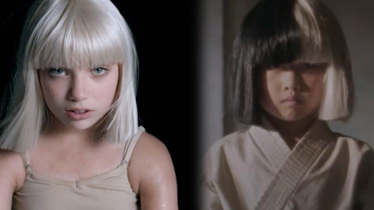 maddie sia Sia - Unstoppable (Official Video)/ Maddie Ziegler v/s Mahiro Takanaro -  YouTube