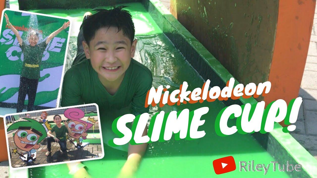 RLcollabs 018   NICKELODEON SLIME CUP