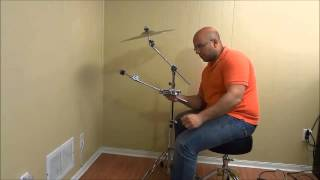 Gibraltar Grabber Cymbal Arm Review (SC-GCA)