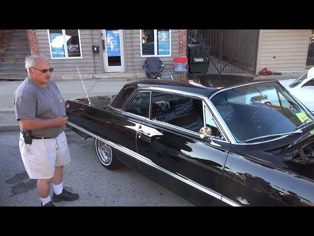 1963 Impala SS - Morris Car Show  - Morris Cruise Night
