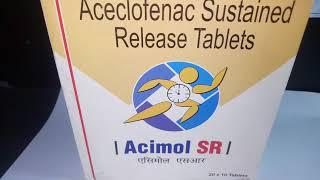 Acimol SR Tablet Full Review