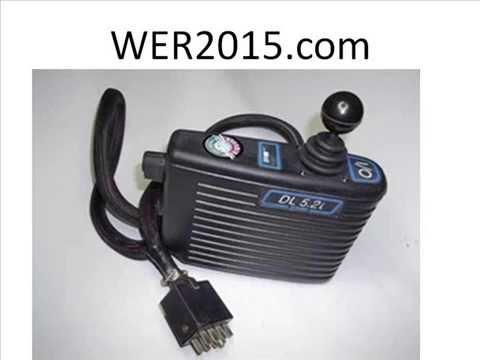Merits Dynamic Wheelchair Controller DL5 2i Model DL50UBR7
