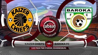 Absa Premiership 2019/20 | Kaizer Chiefs v Baroka FC | Highlights