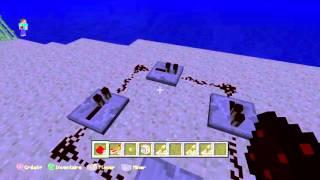 Minecraft: tuto faire un lance fleche sans arc