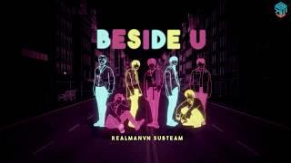 [VIETSUB] BESIDE U - MONSTA X ft Pit Bull (Album ALL ABOUT LUV) [I.M RAP VER]