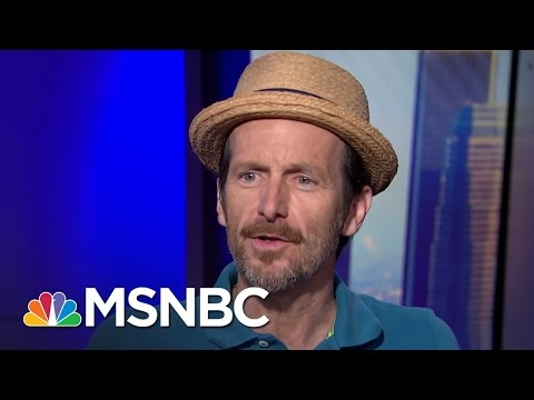 Denis O'Hare On Why He Supports Hillary Clinton  Hardball  MSNBC