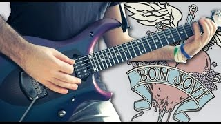 Danilo - You Give Love A Bad Name Instrumental Cover (Bon Jovi)