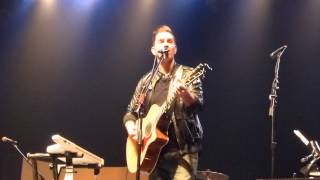 Andy Grammer - Fine by Me - Mix 106.5 Very Merry Mixxer - San Jose - 2014.12.04