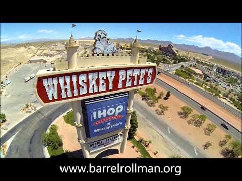 Barrelrollman - Whiskey Pete's Resort & Casino, Primm, Nevada 5/2014