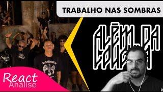 ADL - TRABALHO NAS SOMBRAS (PROD. SOFFIATTI/ÍNDIO) «REAÇÃO/ANÁLISE» #canaleta react thumbnail
