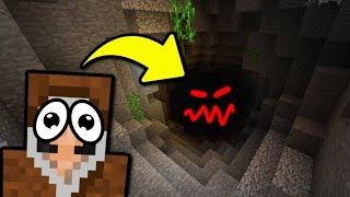 NIE UWIERZYSZ CO SPOTKAŁEM W JASKINI - Minecraft
